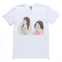 Broad City Smile Tee