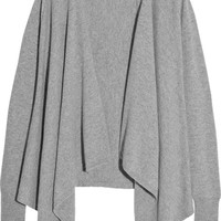 Iris & Ink Faith draped cashmere cardigan – 0% at THE OUTNET.COM