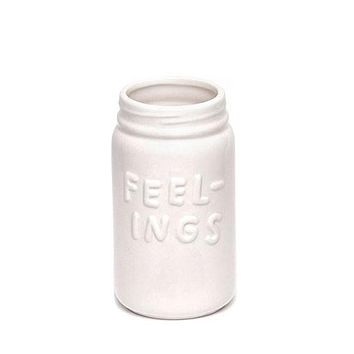 Bottled Up Feelings Jar