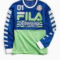 FILA X Sanrio For UO Racing Moto Jersey | Urban Outfitters