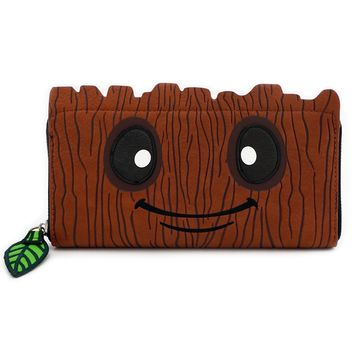 Loungefly x Marvel Groot Wallet - Wallets