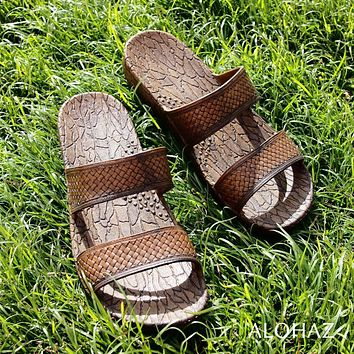 brown jane jandals® - pali hawaii sandals