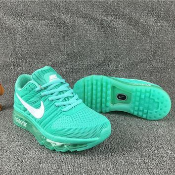 Nike Air Max 2017 Green White 36 40