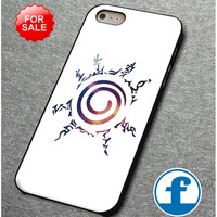 Naruto Kyuubi Seal Nebula Galaxy for iphone, ipod, samsung galaxy, HTC and Nexus Phone Case