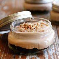 Cheesecake in a Jar - i am baker