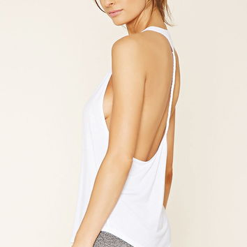 Active Braided-Back Tank   Forever 21 - 2000171207