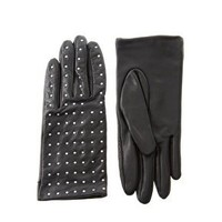 Mango Tac Studded Gloves