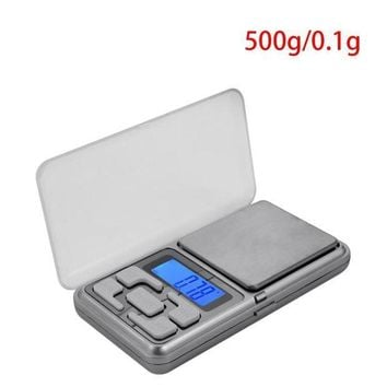 ICIKGQ8 new jewelry scales weigh digital lcd display mini electronic balance pocket kitchen scale