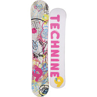Lamar Women's 152 cm White T Nine Snowboard - UltraRob: Cycling and Outdoor Gear Search and Reviews