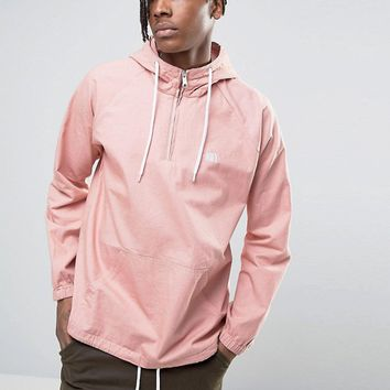 Obey Overhead Jacket With Small Logo at asos.com