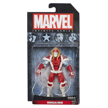 Marvel Avengers Infinite Series Omega Red Figure 3.75 Inches