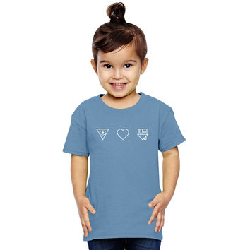 The Neighbourhood Love Toddler T-shirt