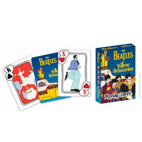 Beatles - Yellow Submarine Playing Cards on Sale for $6.99 at HippieShop.com