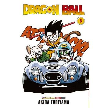 MANGA DRAGON BALL #8