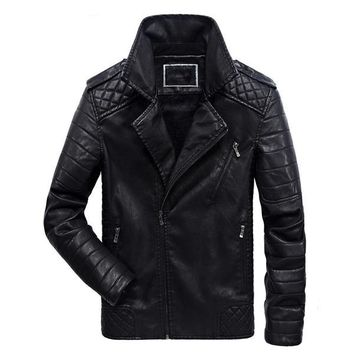 The Scrambler Jacket Black
