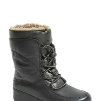 Women's FitFlop 'Mukluk Moc' Lace Up Boot