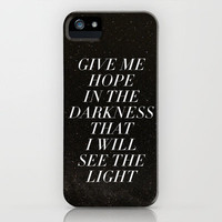 Mumford & Sons / Ghosts That We Knew iPhone Case by Zyanya Lorenzo | Society6