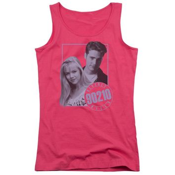 90210 - Brandon & Kelly Juniors Tank Top