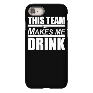 this team makes me drink iPhone 8