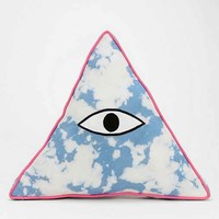 Magical Thinking Magic Eye Pillow - Blue One