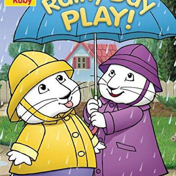 Jamie Watson & Rebecca Peters - Max & Ruby: Rainy Day Play