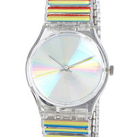 Vintage Swatch Time To Dance Watch