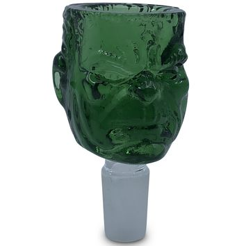 Incredible Hulk Glass Bowl