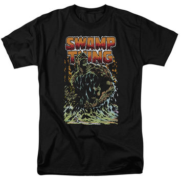 Justice League Of America/Swamp Thing