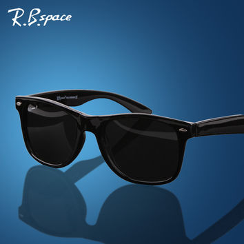 Unisex Polarized Rivets Design Sunglasses BY RB SPACE