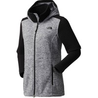 The North Face Women's Indi Fleece Hoodie Jacket