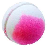 SALE! SOAPIE SHOPPE Raspberry Rush 6.5 oz. Jumbo Bath Bomb by Soapie Shoppe