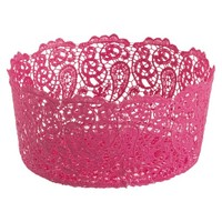 Xhileration® Paisley Lace Basket - Set of 4
