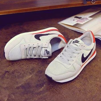 """""""NIKE"""" Fashion Casual Multicolor Unisex Sneakers Couple Running Shoes"""