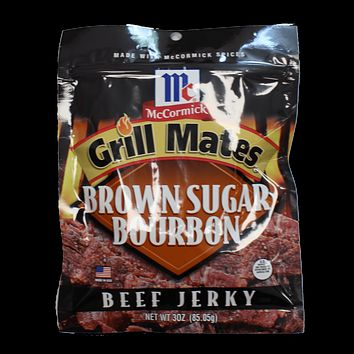 Brown Sugar Bourbon / Beef Jerky