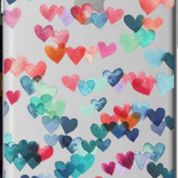 Cascading Hearts Case for iPhone 6 and 6s
