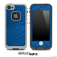 Blue Layers Skin for the iPhone 5 or 4/4s LifeProof Case