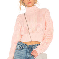 Lovers + Friends x REVOLVE Union Sweater in Pink | REVOLVE