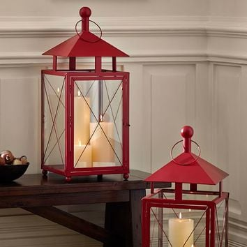 THAYER RED LANTERN