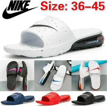 Nike 270 air cushion slippers men's and women's slippers sandals