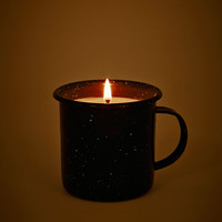 Enamel Mug Candle in Blue - Urban Outfitters