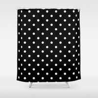 Black And White Polka Dots Collection By Colorful Art | Society6