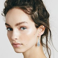 Topshelf Womens Celestial Drop Earring