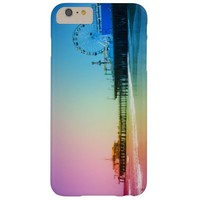 Santa Monica Pier Rainbow Colors Barely There iPhone 6 Plus Case