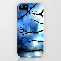 Storm Warning iPhone & iPod Case by Shawn Terry King