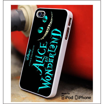 Alice In Wonderland iPhone 4s iPhone 5 iPhone 5s iPhone 6 case, Galaxy S3 Galaxy S4 Galaxy S5 Note 3 Note 4 case, iPod 4 5 Case