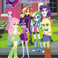 MY LITTLE PONY: EQUESTRIA GIRLS: A FRIENDSHIP TO REMEMBER