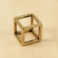 Cubic Square Ring