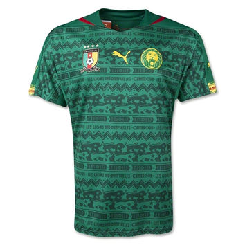 Cameroon Jersey 2014 2015