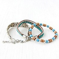 Hackney Bracelet Set at Free People Clothing Boutique