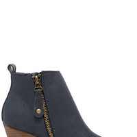 Chelsea Crew Halo Navy Blue Ankle Boots
